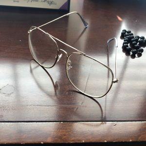 Other - Men glasses Zara no prescription